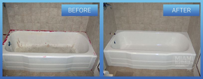 bath refinishing