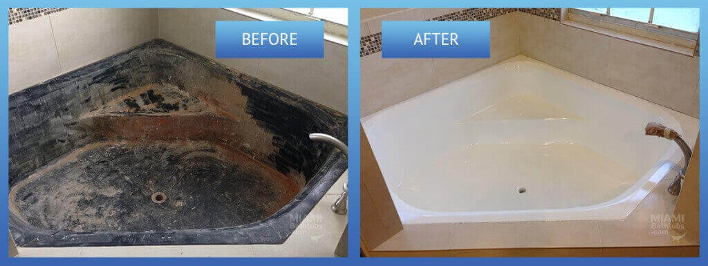 bathtub refinishing review