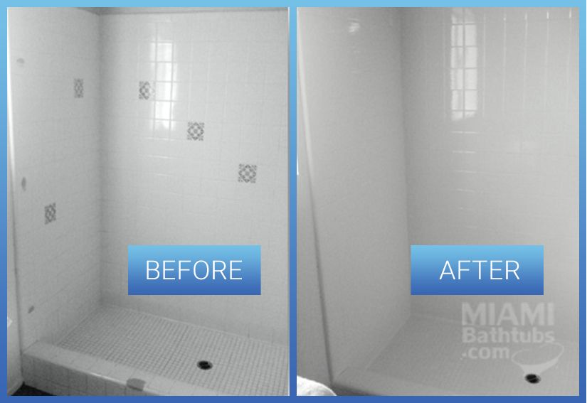shower refinishing