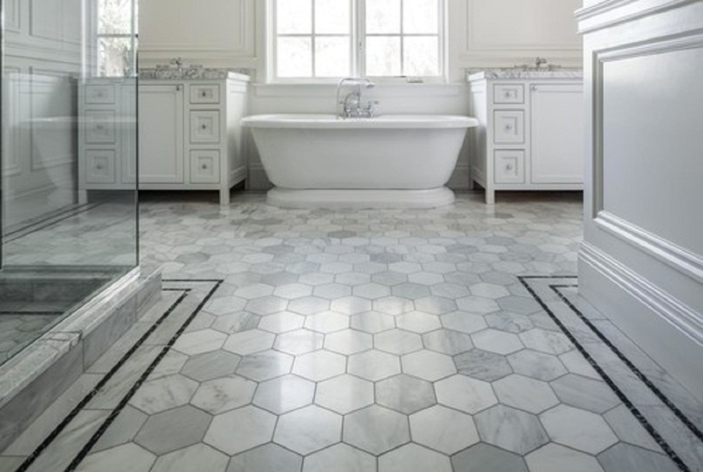 Bathroom Floor Ideas tile installation and bathroom flooring ideas | miami bathtubs