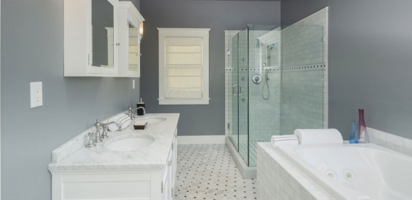 Over-the-Weekend Bathroom Remodeling